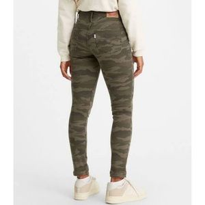 Levi's 311 Shaping Skinny Women's Jeans - Camo